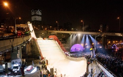 Copa del Mundo Big Air Estambul
