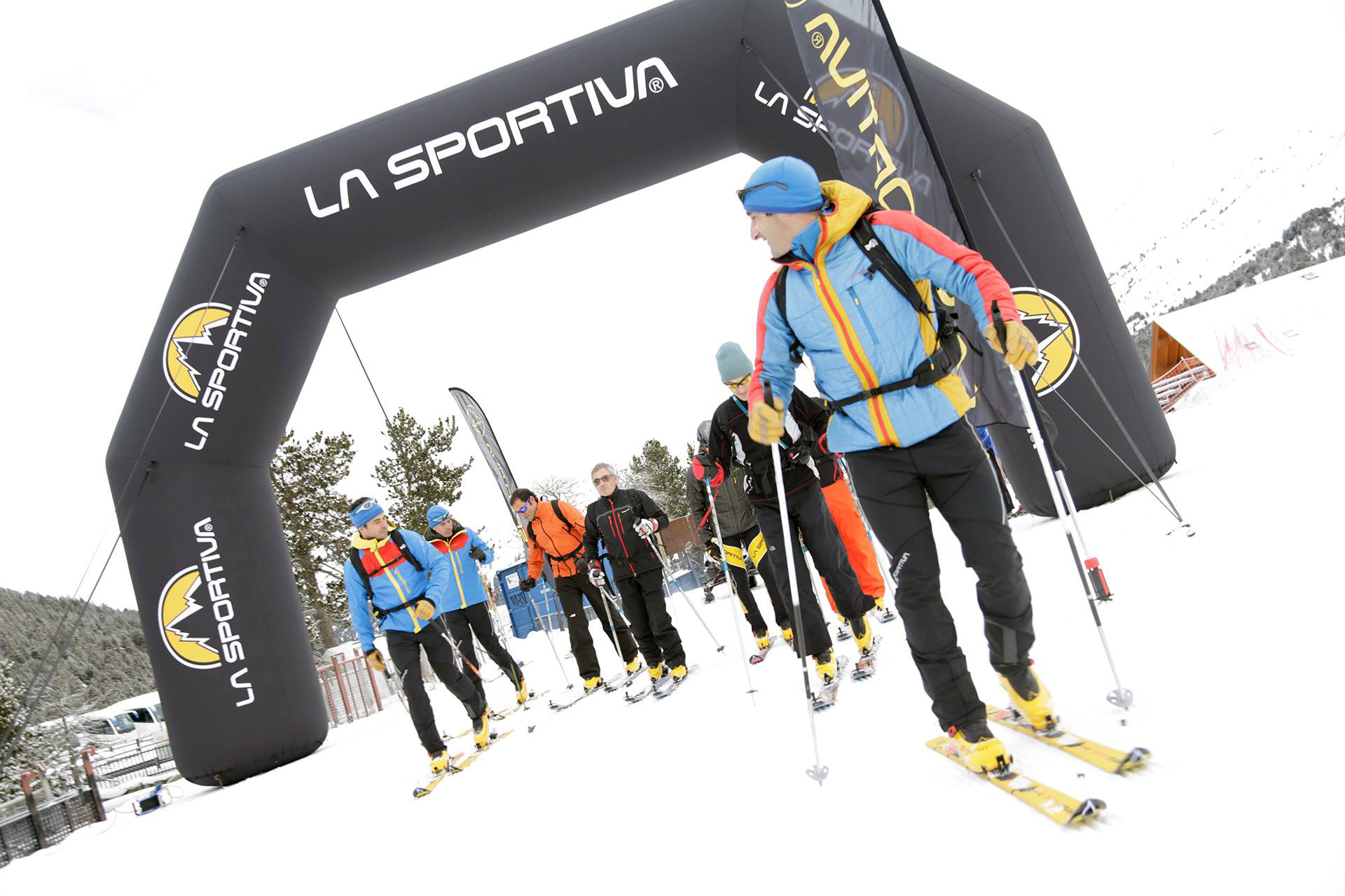 Skimo Center en Grandvalira