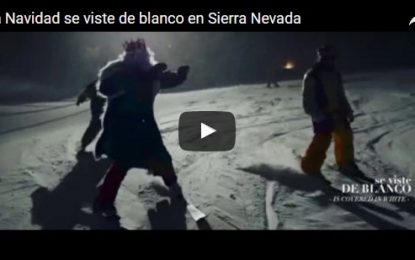 Video-Felicitación Navideña de Sierra Nevada