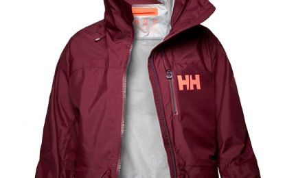 El outfit imprescindible de las freeriders de Helly Hansen