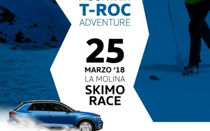Mountain T-Roc Adventure en La Molina