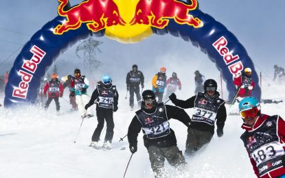 Vallnord – Ordino Arcalís desafía la naturaleza con la Red Bull Home Run