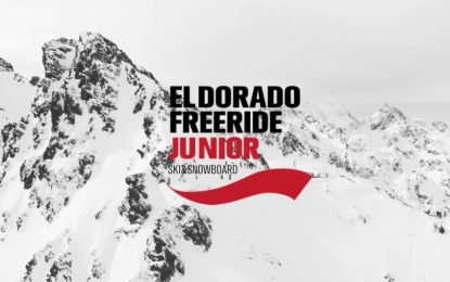 Aplazada la prueba Freeride World Tour y se adelanta la competición junior ElDorado Freeride